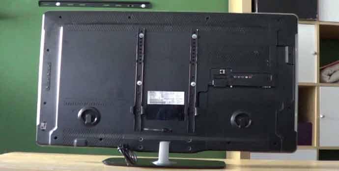 Tipos de conectores en televisores