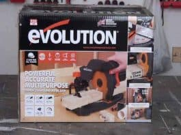ingletadora portátil multifunción Evolution