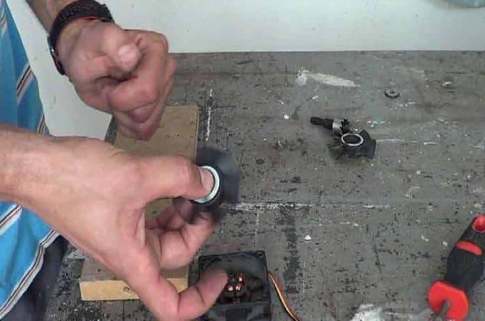 Cómo hacer un sencillo spinner casero con material reciclado