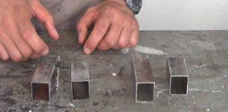 formas que conozco de pegar metal con metal