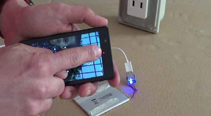 Cómo convertir batería vieja de tableta en externa y portátil