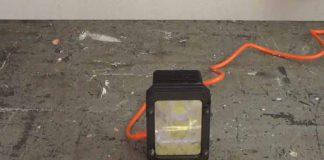 Cómo convertir un foco halógeno a led
