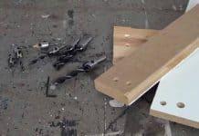 Brocas avellanadoras para madera