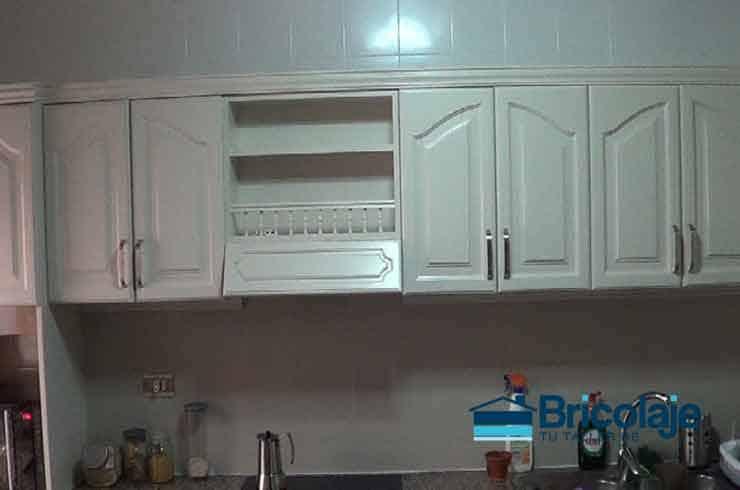 C mo pintar azulejos en ba o o cocina - Pintar encimera cocina ...