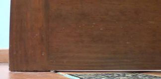 soluciones a las puertas que rozan en el suelo