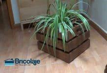 cómo hacer caja de madera decorativa