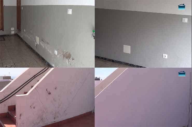 solución a humedad en paredes
