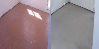 Cómo nivelar el suelo en obra nueva o renovación