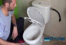 Cómo cambiar la tapa del WC normal por amortiguada