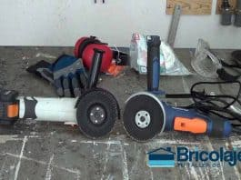 radial eléctrica contra radial batería