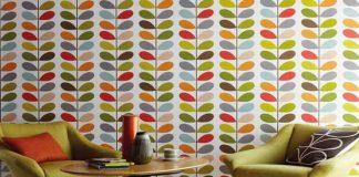 La decoración con papel: el papel pintado. ¿Lo conoces?