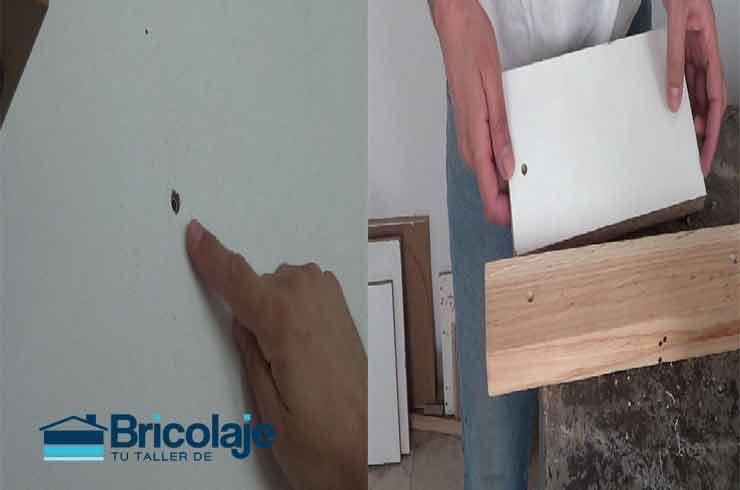 Cómo tapar grietas en paredes y madera