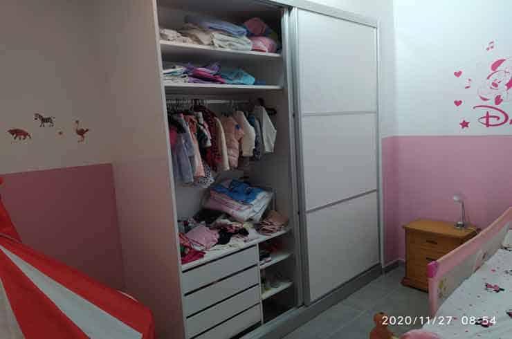 Cómo hacer un armario de puertas correderas a medida
