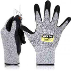 guantes bricolaje