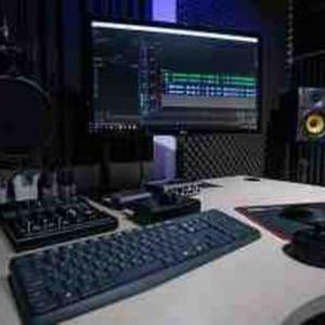 Mi Equipo de edición y grabación