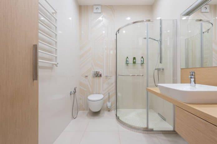 bañera a plato de ducha