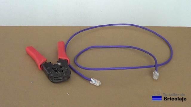 Cómo hacer un cable de red cruzado