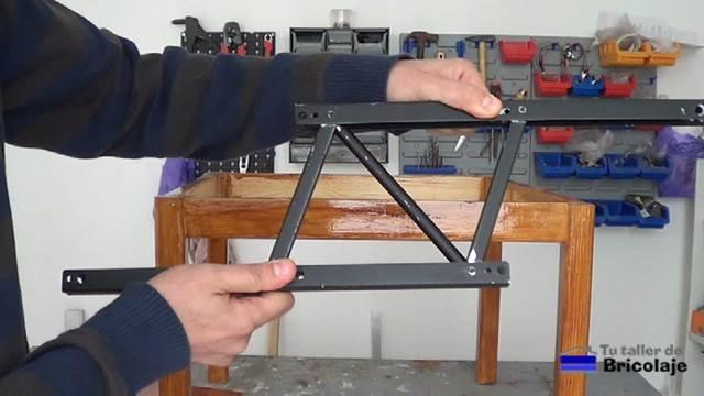 sistema para elevación de mesas