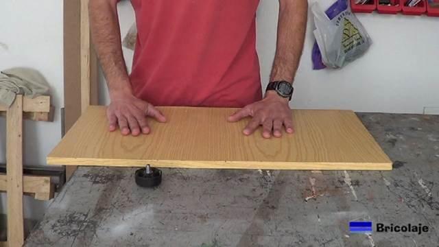 madera que usaremos como cubierta