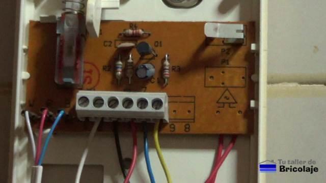 electrónica del telefonillo