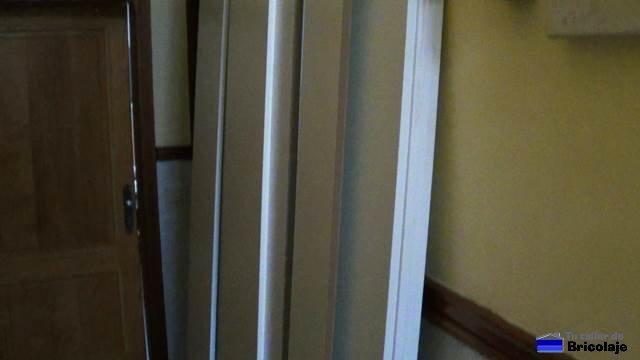 materiales para fabricar el armario empotrado