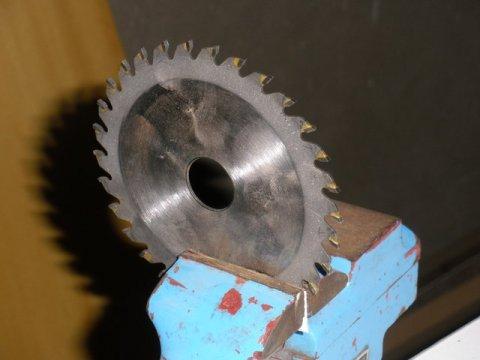 disco de corte para aluminio
