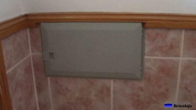 C mo hacer una caja de registro de madera 1 parte la - Caja de luz de madera ...
