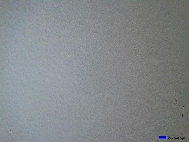 C mo quitar el picado o gotel de las paredes - Como quitar el gotele de la pared ...