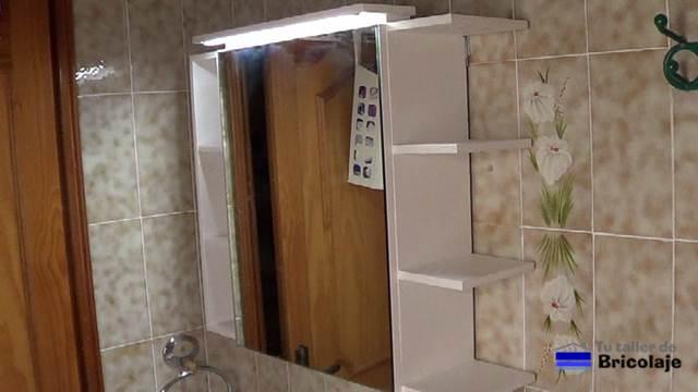C mo hacer un mueble con espejo para el ba o 1 2 for Mueble con espejo para bano