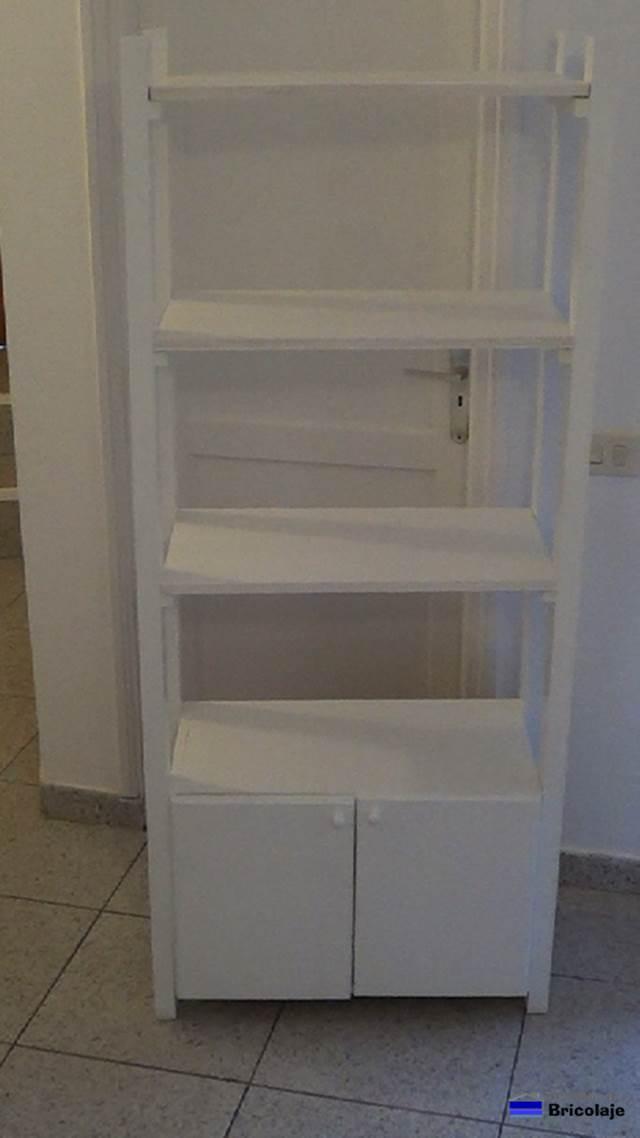 C mo hacer un mueble auxiliar para ba o tipo columna - Ikea muebles auxiliares de bano ...