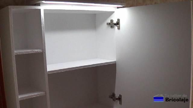 C mo hacer un mueble con espejo para el ba o 2 2 - Hacer mueble de bano ...