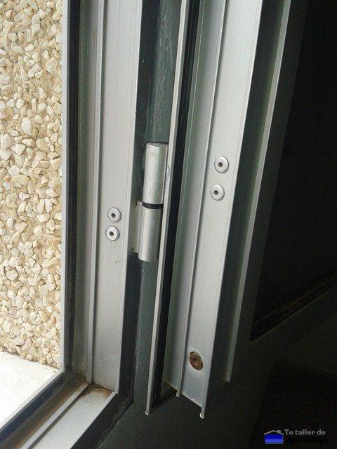 Reparaci n de ventanas de aluminio desniveladas for Precio de remaches de aluminio