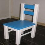 Cómo hacer sillas de madera para niños