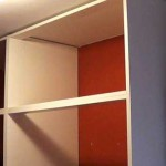 Cómo hacer un armario empotrado a medida. 1ª parte: la estructura.