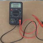 Tutorial básico de cómo usar un multímetro o tester digital