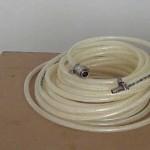Cómo hacer una manguera a medida para el compresor de aire