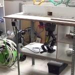 Cómo hacer una mesa para la fresadora. 3ª parte: el acabado