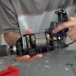 Reparar un taladro después de una caída