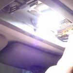 Cómo sustituir el bombillo interior del coche por led