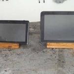 Cómo hacer un soporte de madera para tablet o tabletas