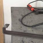 Cómo doblar una pletina de hierro
